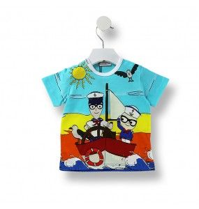 T-Shirt Marinai Junior