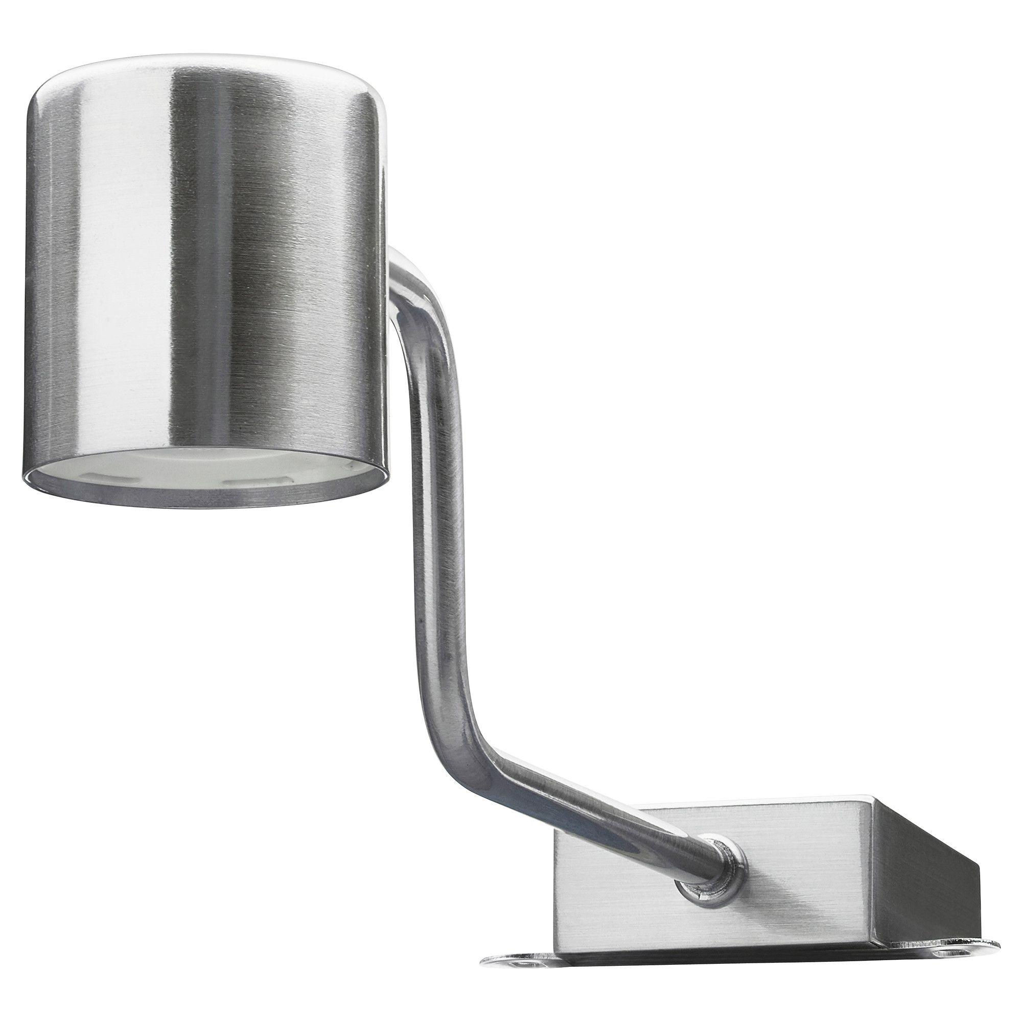 Urshult Schrankbeleuchtung Led Vernickelt Ikea Osterreich