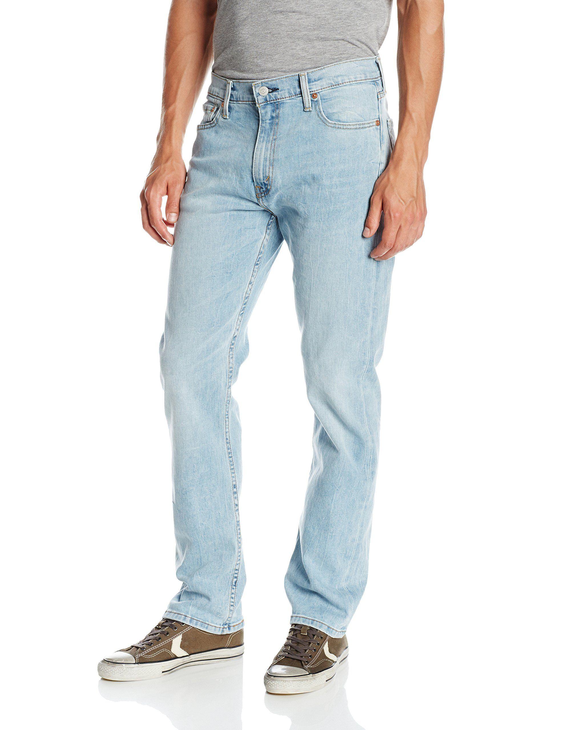 ae545348e513ef Levi's Men's 513 Slim Straight Jean, Blue Stone, 36x32 | jeans ...