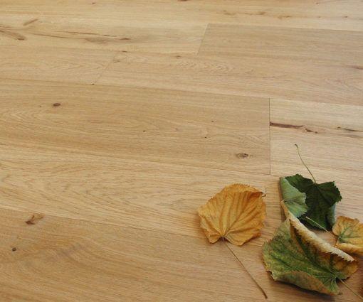 Parquet Rovere: naturale spazzolato prefinito, maxiplancia linea ...