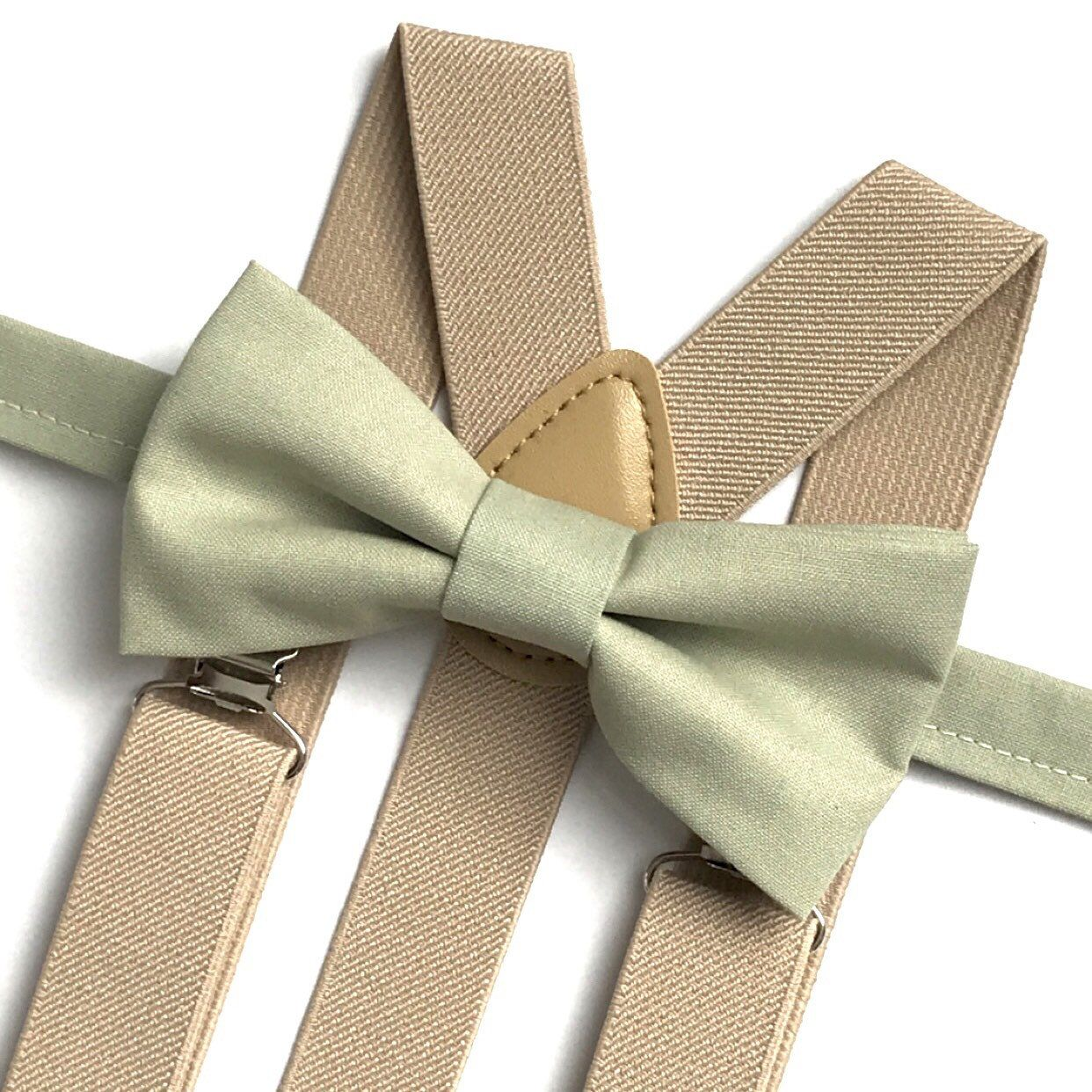 Groom bow tie Groomsmen bow tie Wedding bow tie Groom bow tie Baby boys kids Sage green bow tie Ring bearer outfit Bow ties for men