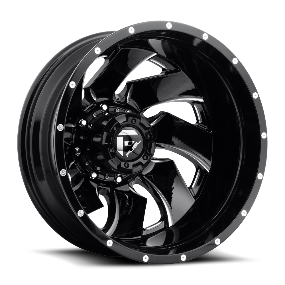 Cleaver dually rear d239 fuel off road wheels