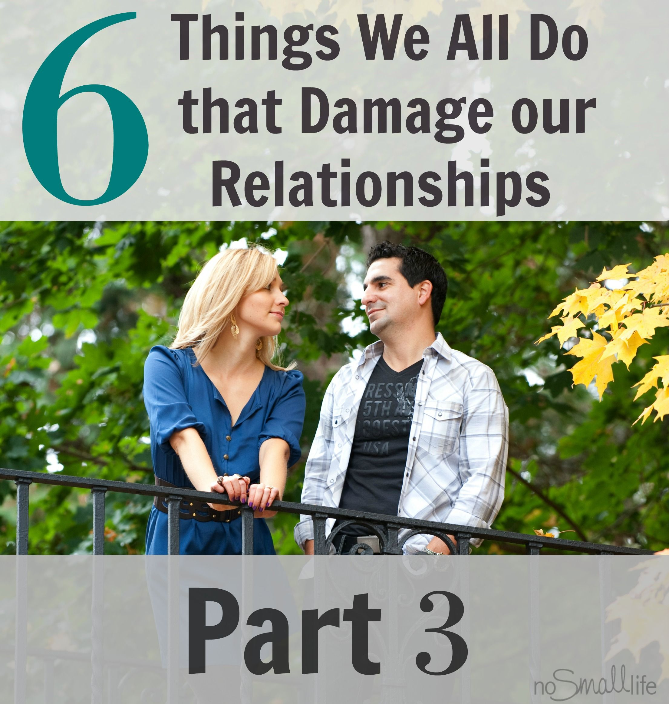 Resolving conflict in christian relationships dating