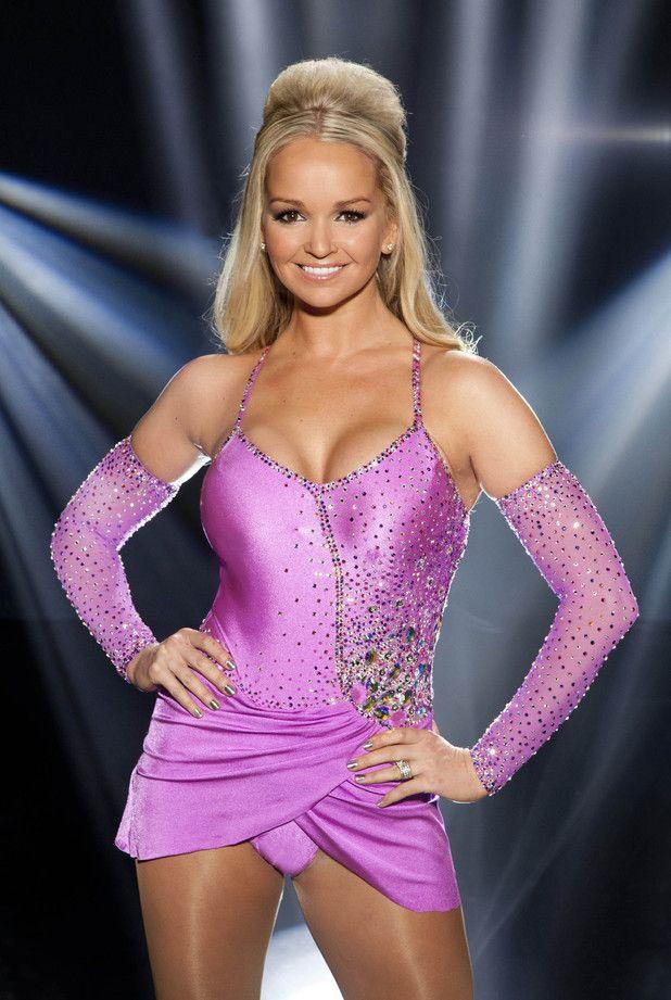 Jennifer Ellison Jennifer Ellison Mini Dress Fashion