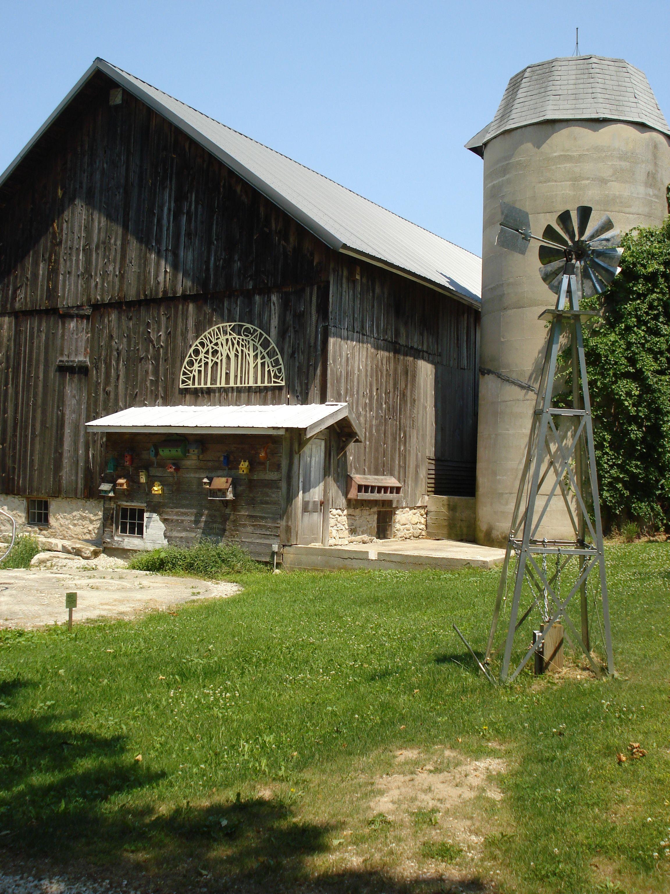 Woodwalk Gallery Door County Wisconsin