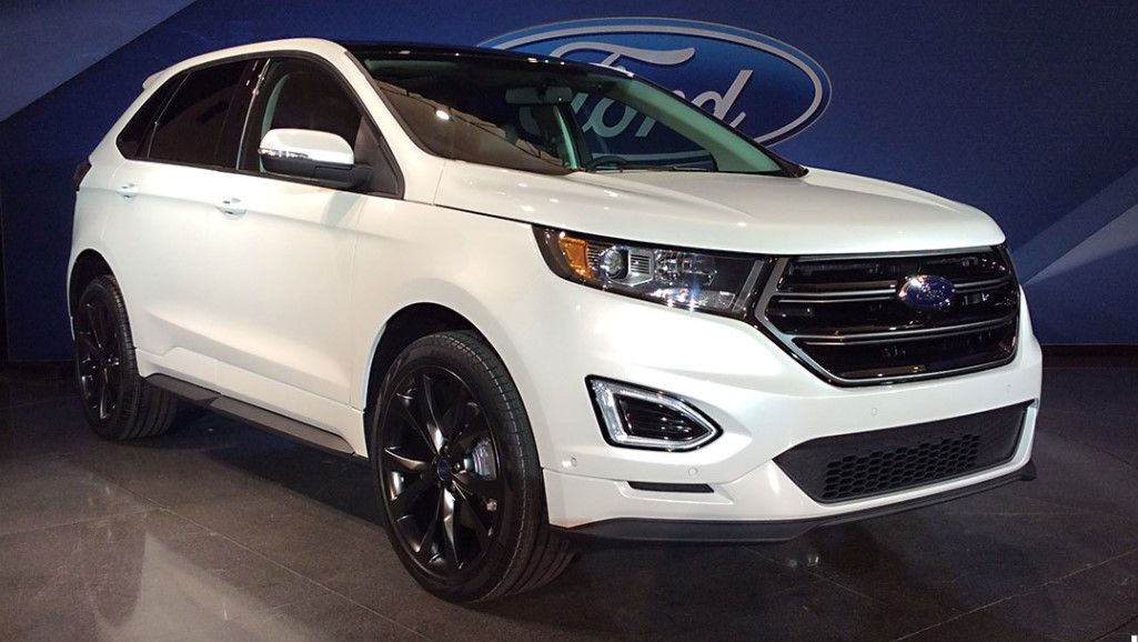 2018 Ford Edge Sport Concept Design Capability Price Estimate