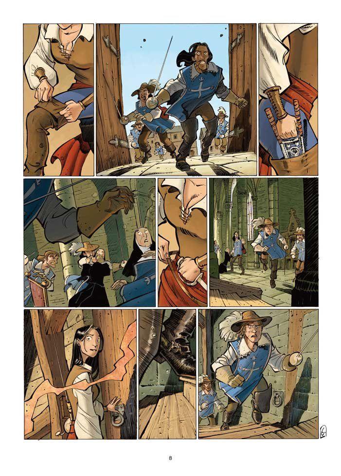 Pierre Alary  Comics Fumetti Strip    Comic And Storyboard