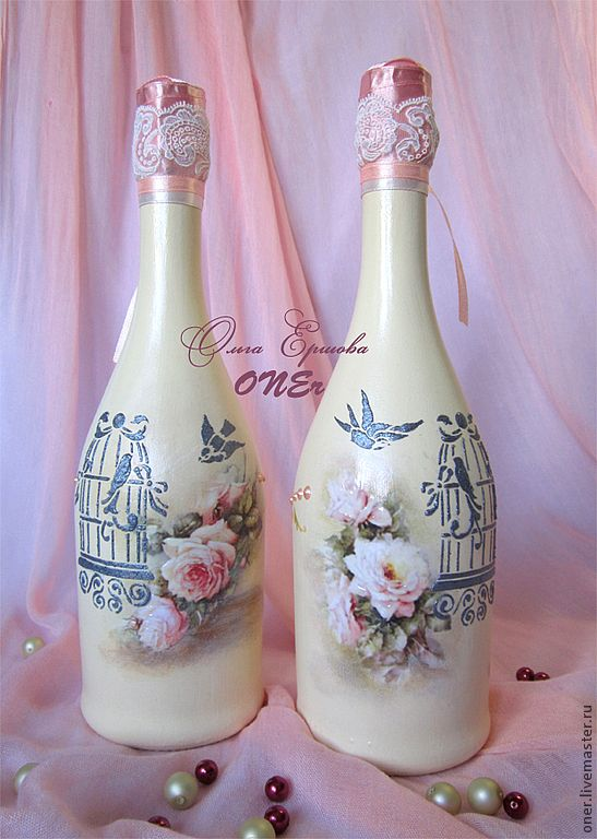 botellas decoradas Bottles Pinterest Botellas decoradas