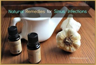 Natural Remedies For Sinus Infections