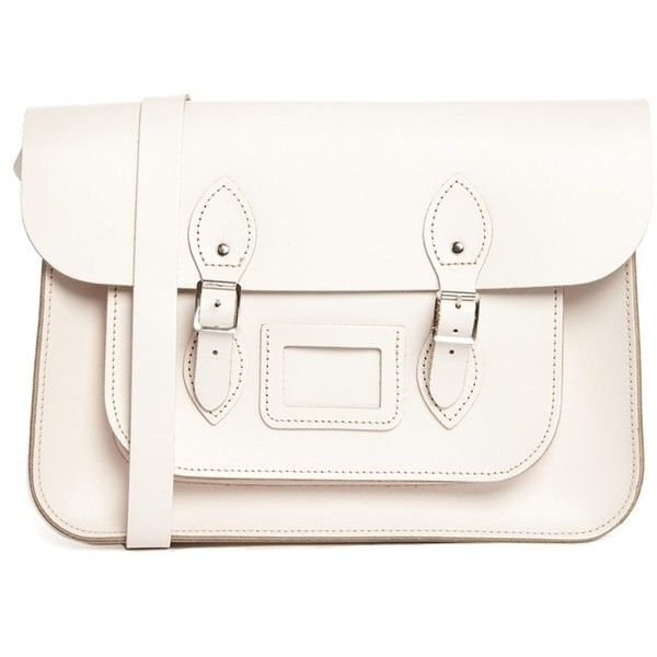 The Leather Satchel Company 14 Cloud Cream 2 205 Uyu Liked