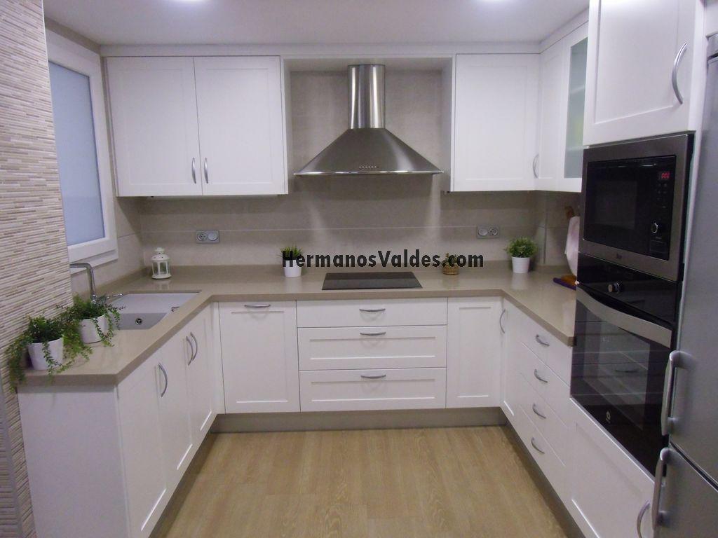 Muebles de Cocina - Cocinas de Diseño - Ref. 2010 - HERMANOS VALDES ...