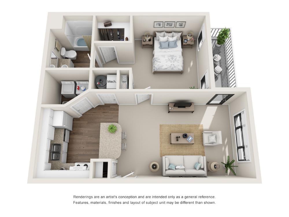 13 Bedroom Lawrenceville Apartments Floor Plans