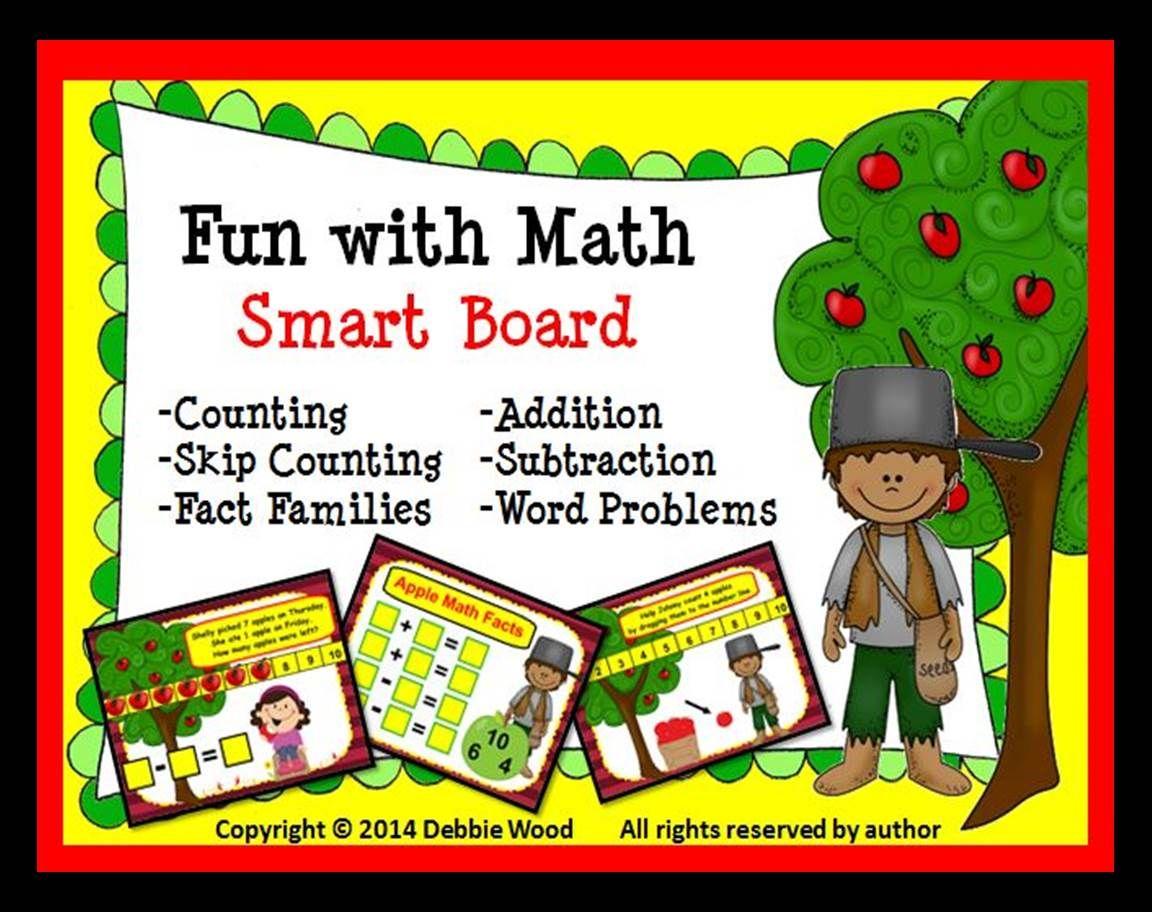 Apple Activities For Smartboard