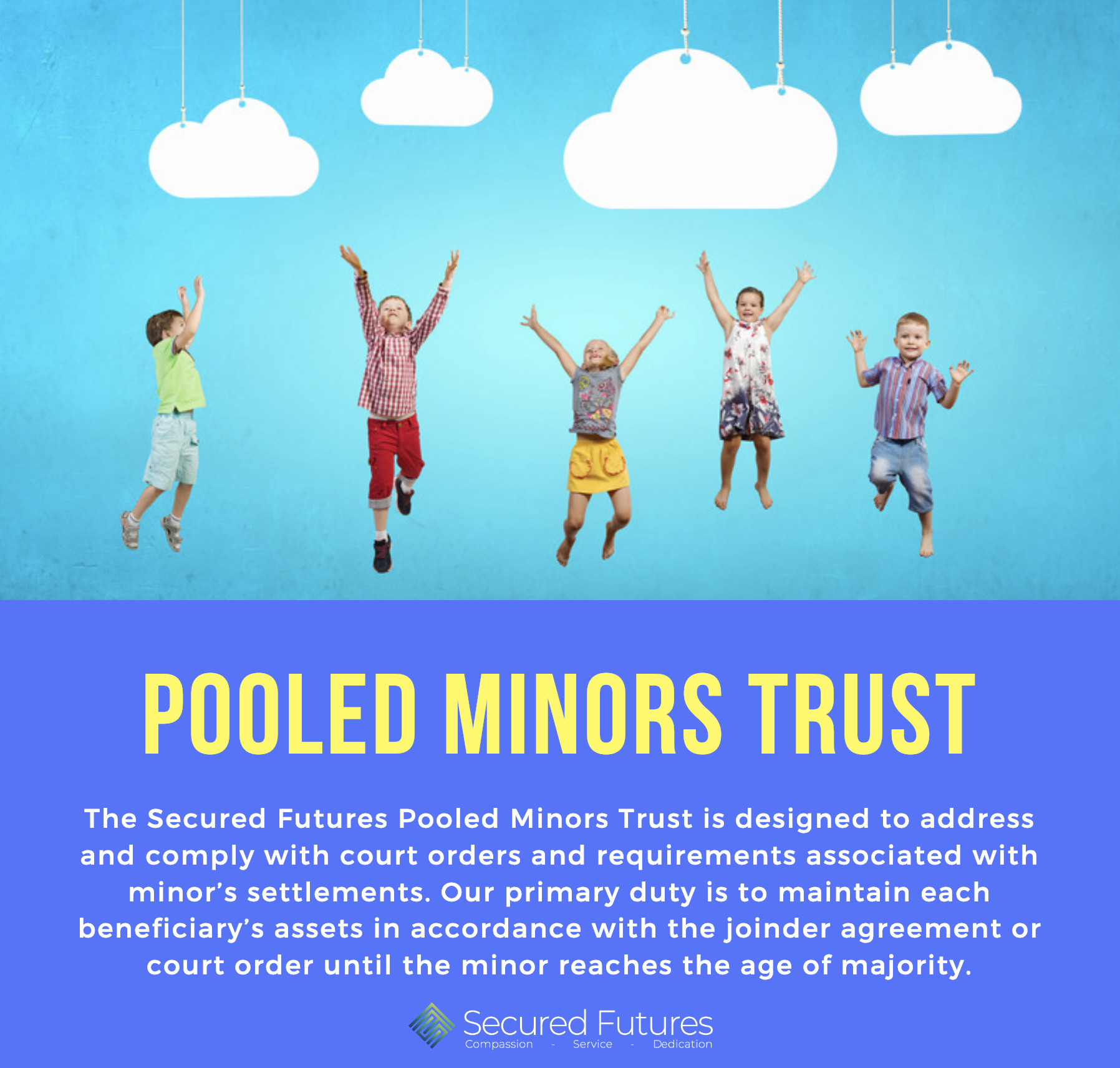 What Is Minors Trust And How Secured Futures Can Help Topictuesday Education Trust Court Order