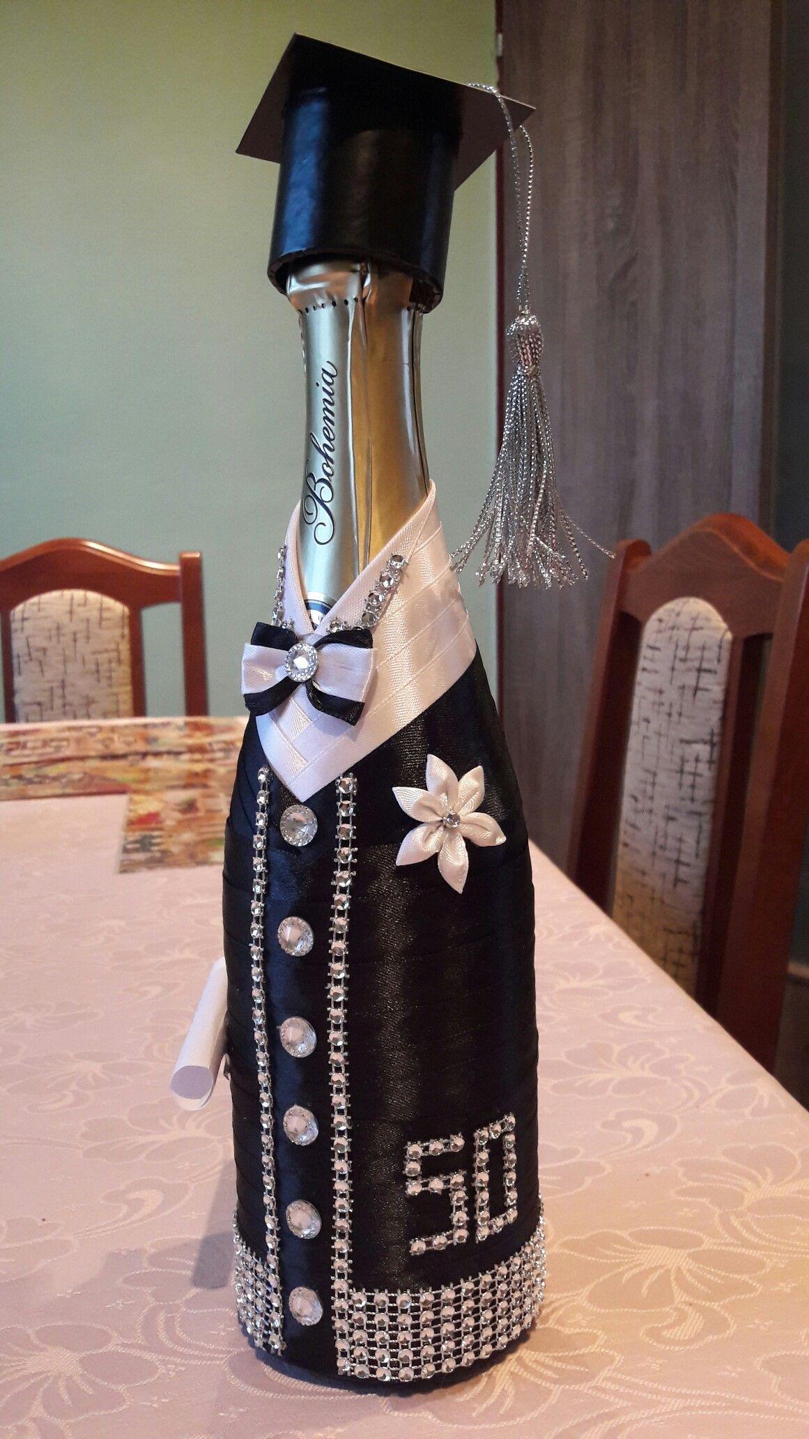 Decoratedwinebottles botellas vinos decoradas con - Botellas de vino decoradas ...
