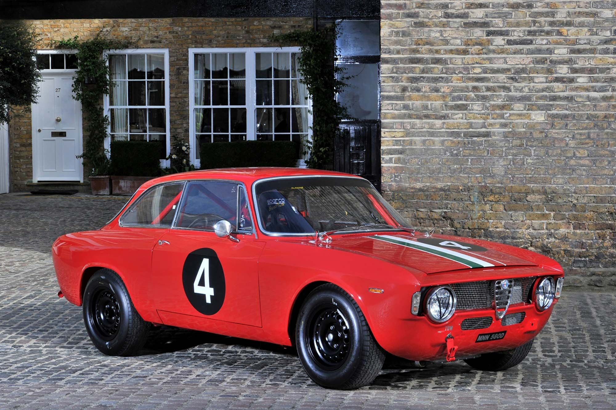1965 Alfa Romeo 105 Gta Cars For Sale Fiskens For The Love