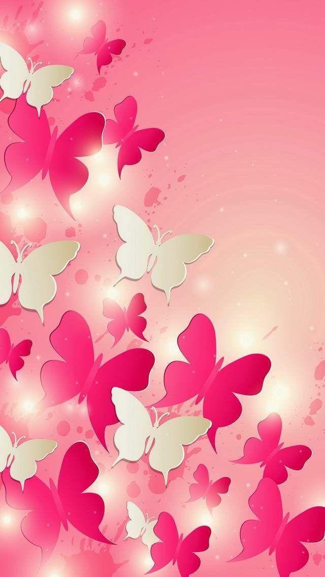 Free Wallpapers Butterflies Wallpaper