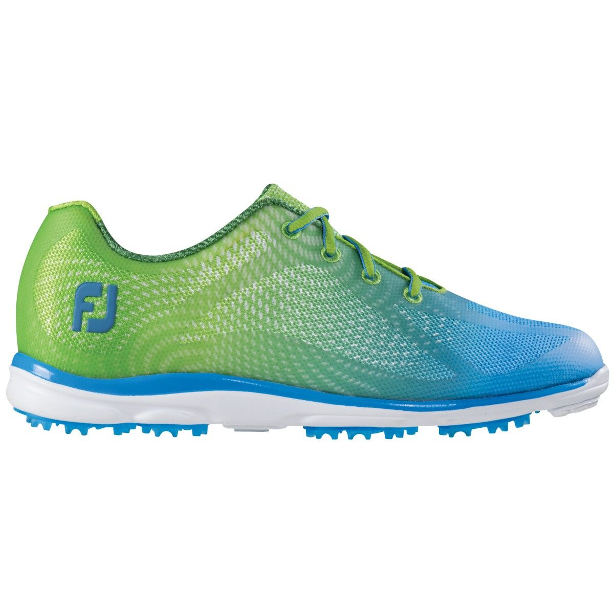 Footjoy emPower Golf Shoes Lime Green 98001 | Womens golf