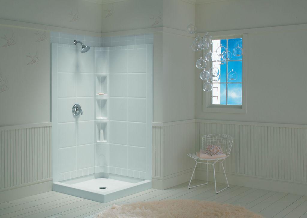 Intrigue Corner Shower Unit Corner Shower Units Corner Shower