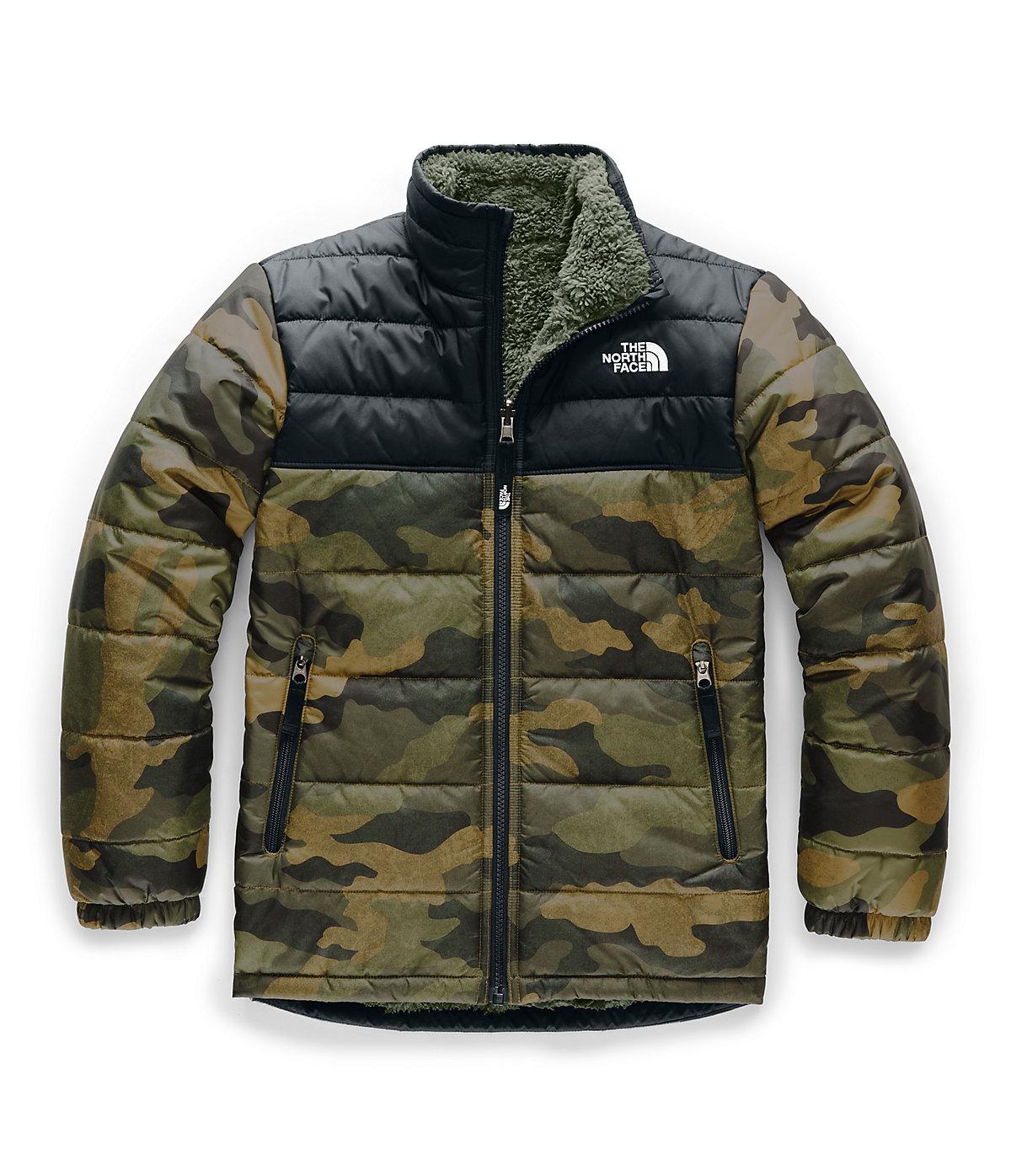 Boys Reversible Mount Chimborazo Jacket The North Face Stand Collar Jackets Collar Jackets Reversible Jackets [ 1396 x 1200 Pixel ]