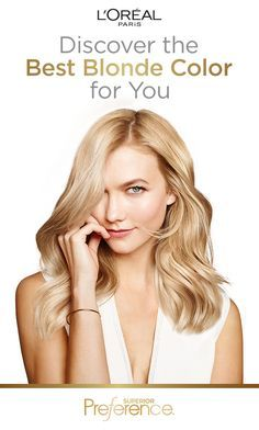 Discover The Best Blonde Color For You With Superior Preference