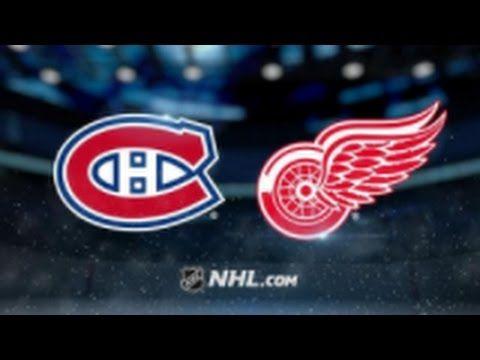 """Résultat de recherche d'images pour """"Montréal Canadiens vs Detroit Red Wings"""""""