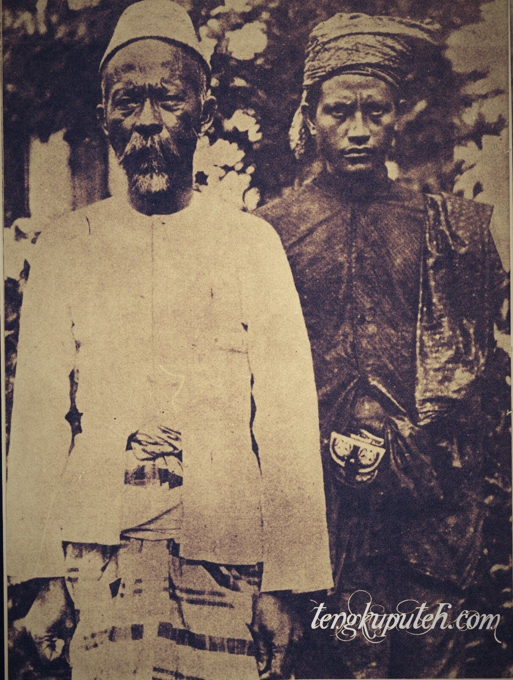 Gambar Foto Pahlawan Cut Nyak Dien