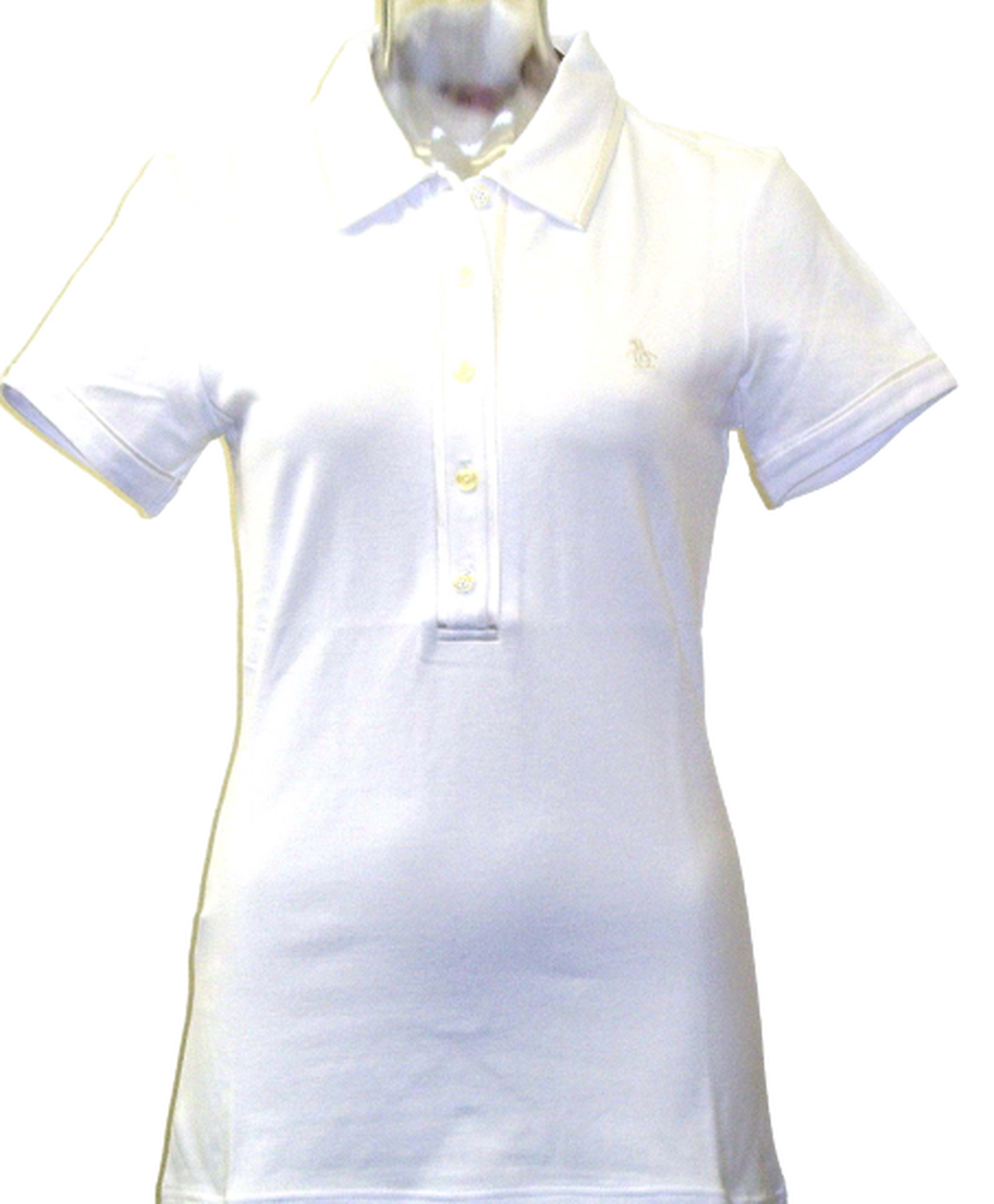 Original Penguin Women S Shirt Veronica White Polo Shirt Polo Shirt Women Polo Shirt White Polo Outfit