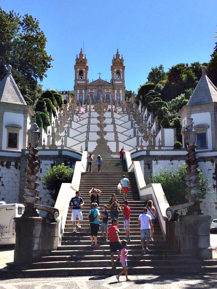 Bom Jesus do Monte, Braga, Portugal:) Foto de Alex Assunção
