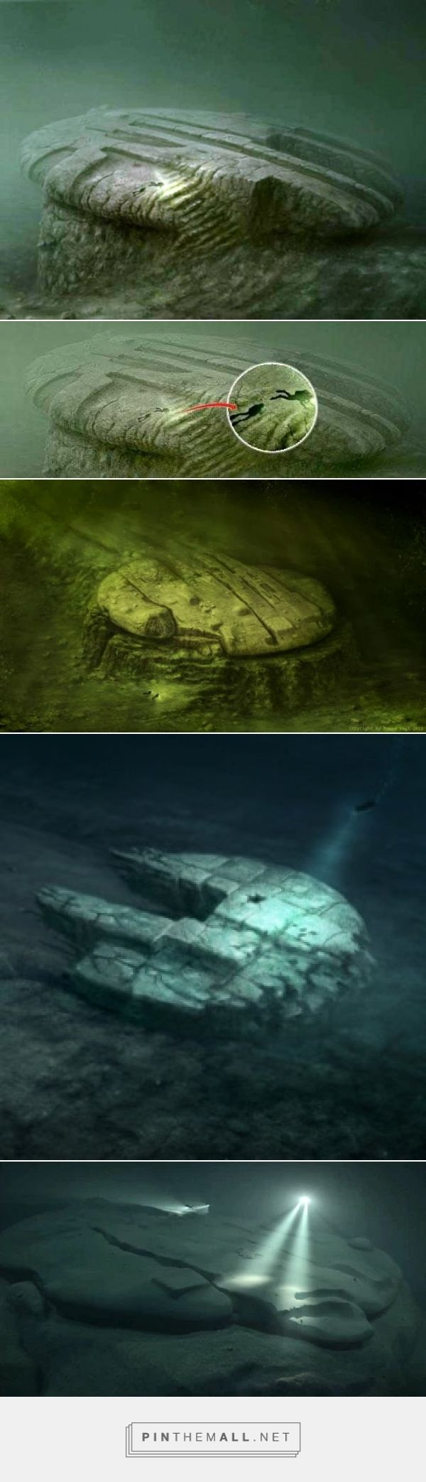 The Baltic Sea Anomaly - 2014, 14,000 Year Fossilized Ufouso Crash Site, Shag Harbour Incident, Stunning Discoveries  Beyond Science  Pinterest -9552