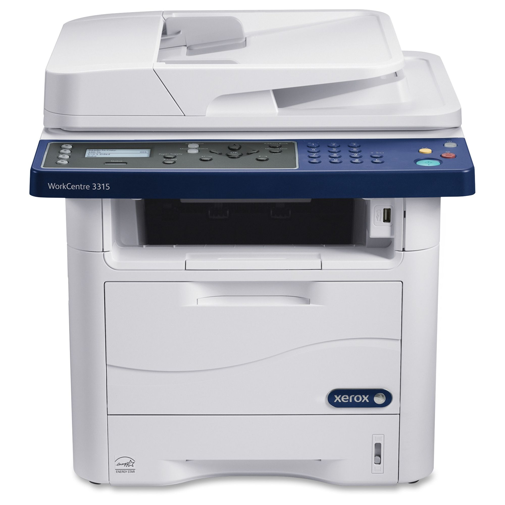Xerox Workcentre 3315 Dn Laser Multifunction Printer Item