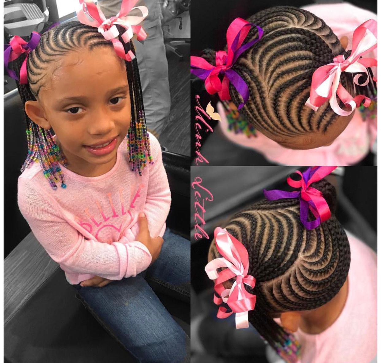 Pin By Angelic On Baby Girls Hairstyles Little Girl