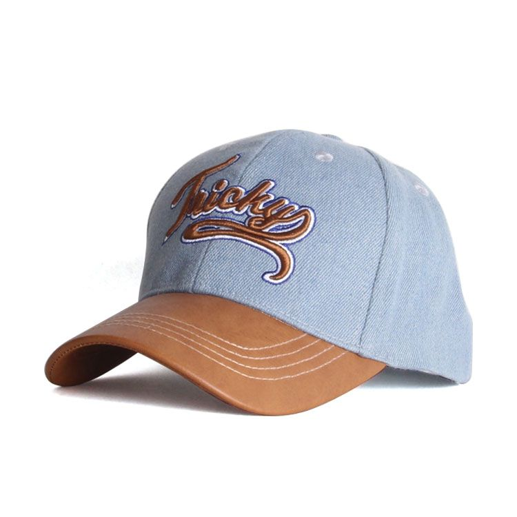 3e9a87c3934 Hot sale metal buckles embroidery logo curve brim custom twill cotton dad  hat 6 panel baseball caps manufacturers