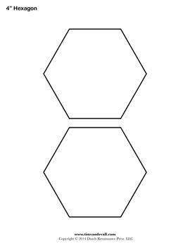 risparmi fantastici l'ultimo comprare popolare Hexagon Sheet for Tie Fighters | paper piecing | Creativo
