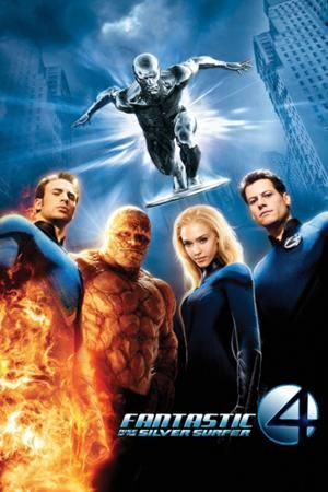 Fantastic Four Movies Wiki Silver Surfer Movie Fantastic Four Movie Silver Surfer