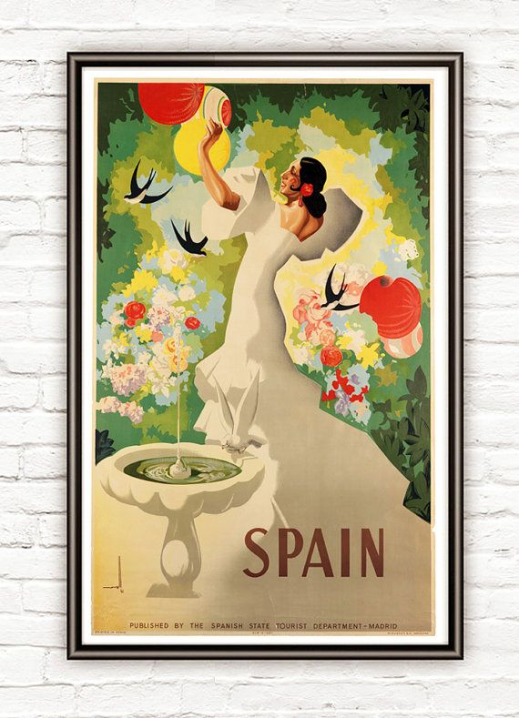 Days on the Water Retro underground travel poster reproduction.