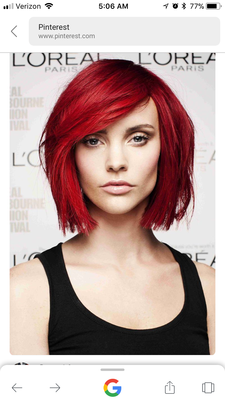 Pin on Hair: Colors & Cuts