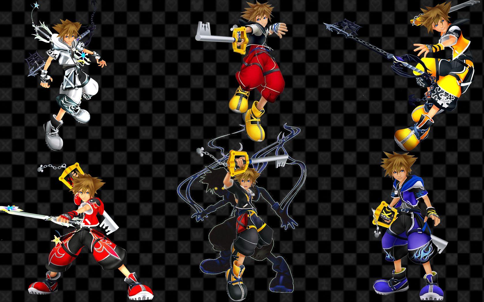 Khii Drive Forms Kingdom Hearts Kingdom Hearts Wallpaper Sora Kingdom Hearts
