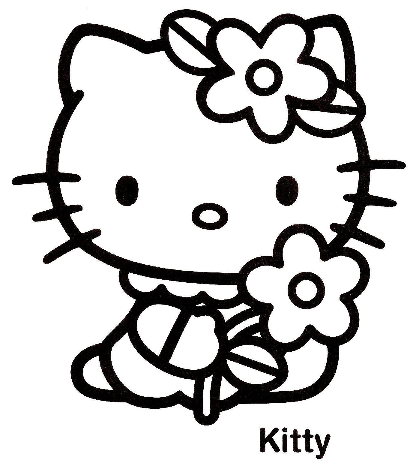 38 Coloriage Disney A Imprimer Hello Kitty Hello Kitty Colouring Pages Hello Kitty Coloring Kitty Coloring