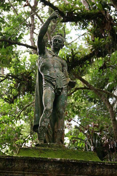 Floresta da Tijuca - Portão do Açude Solidão