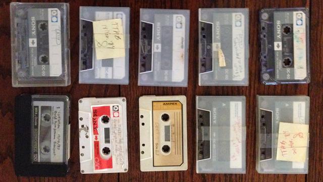 A Guy Found a Dozen Lost Carl Sagan Tapes in a New York Thrift Shop