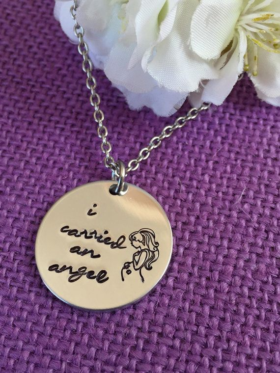 Miscarriage necklace miscarriage jewelry i by designsbyteraw miscarriage jewelry aloadofball Images