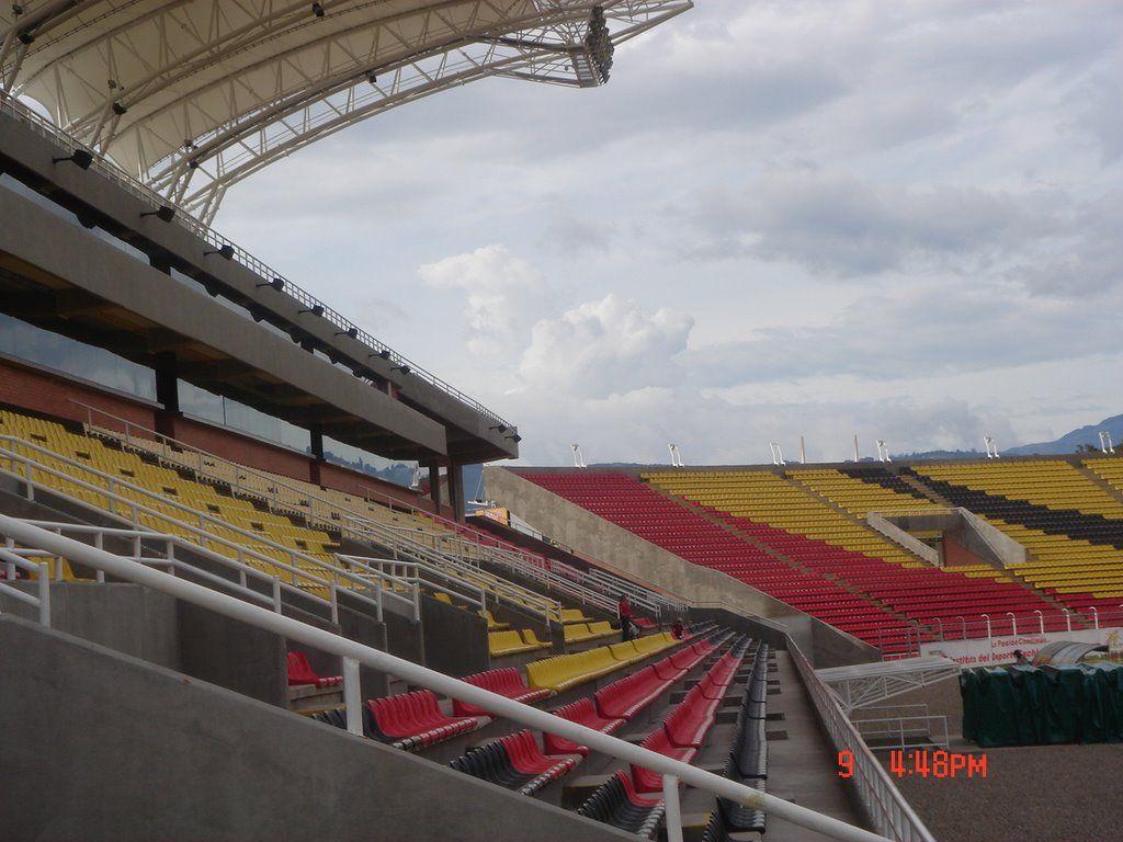 Estadio de Futbol San Cristobal