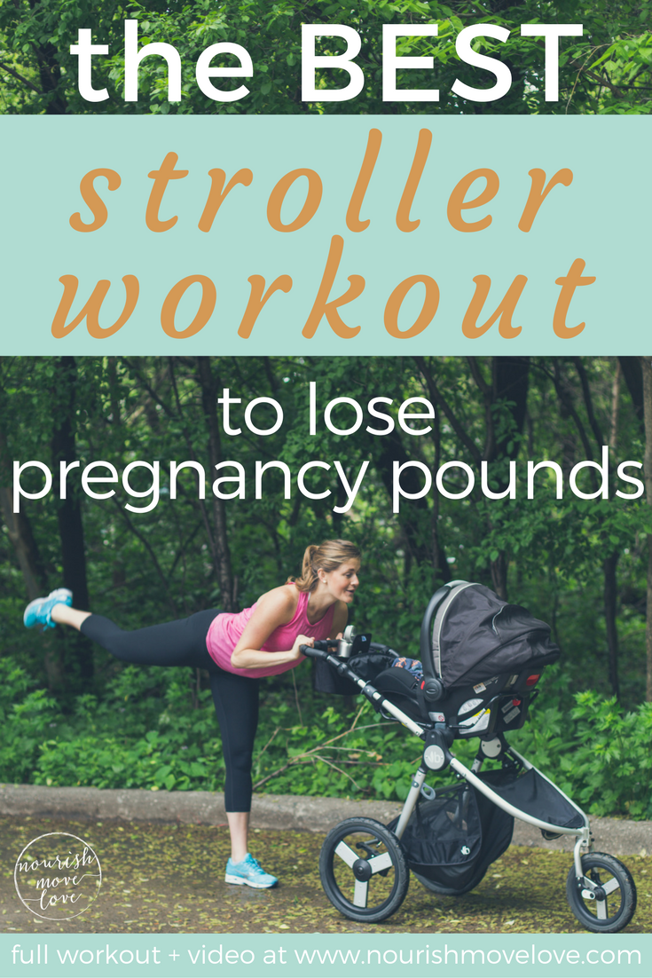 Best Knee Stroller 30 Minute Run Tone Stroller Workout Workout Plans And