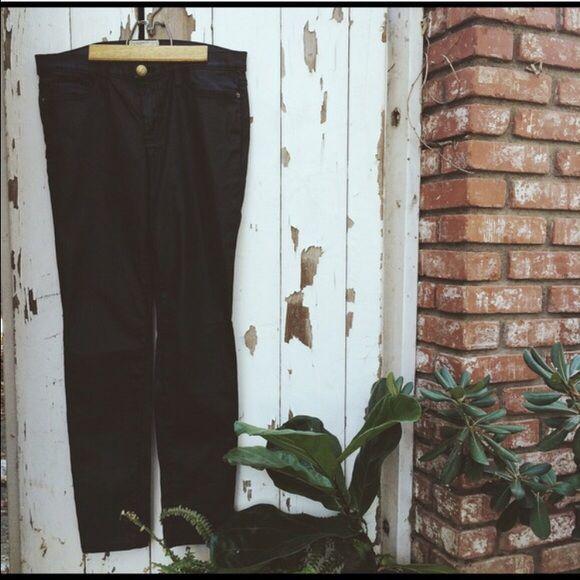 Selling this Current Elliott black coated jeans on Poshmark! My username is: cluurrre. #shopmycloset #poshmark #fashion #shopping #style #forsale #Current/Elliott #Denim