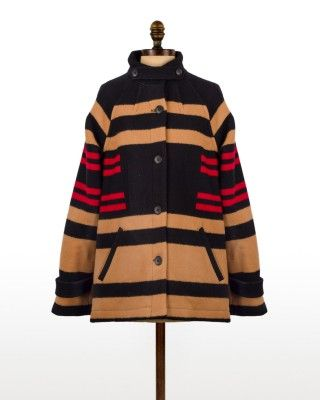 The Portland Collection by Pendleton: Toboggan Coat