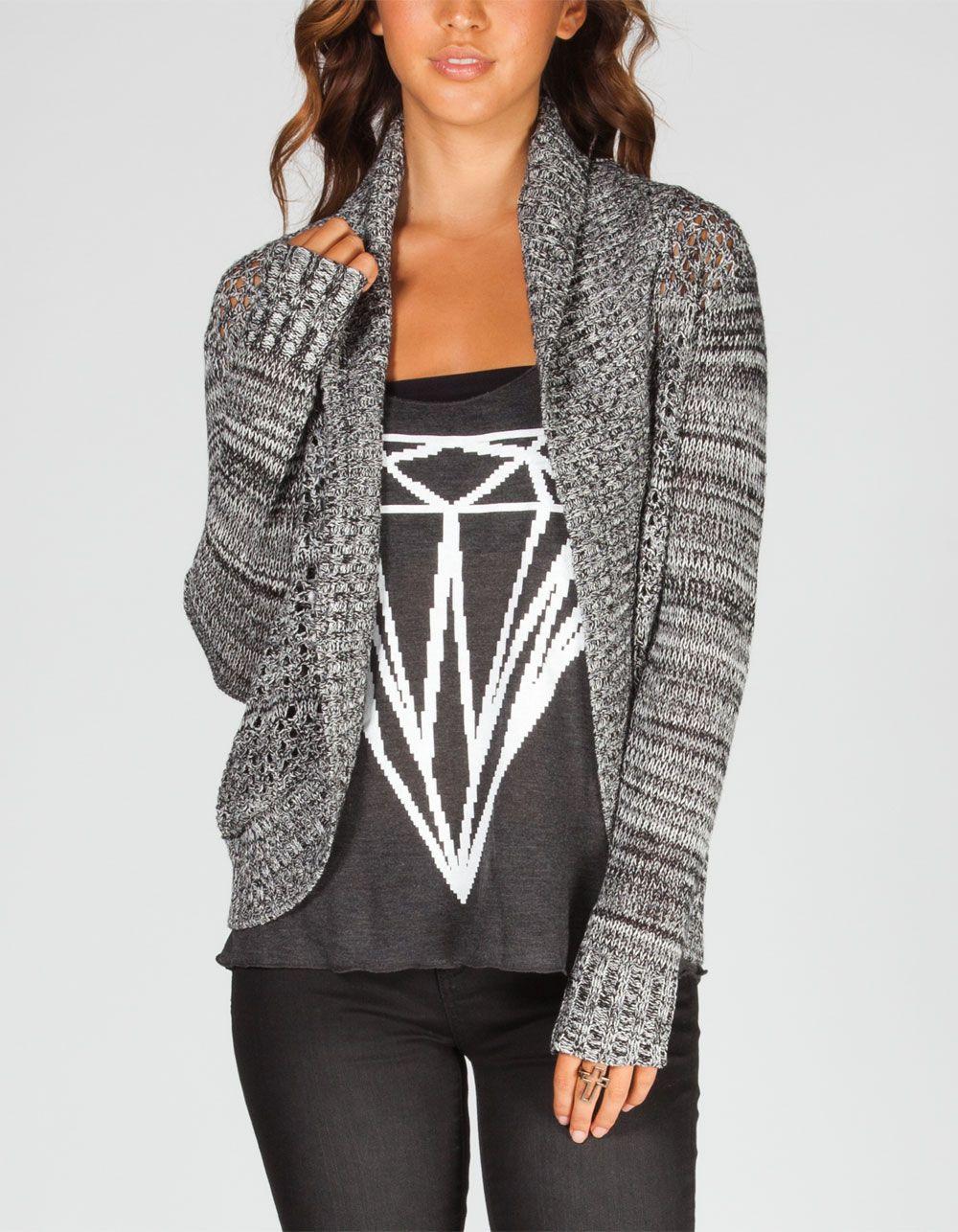 ELEMENT Tilda Womens Cardigan 216982100 | Sweaters & Cardigans ...