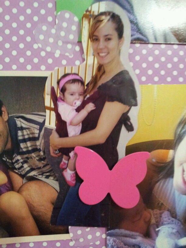 Minha princesinha Beatriz bebê!!! Recordações...