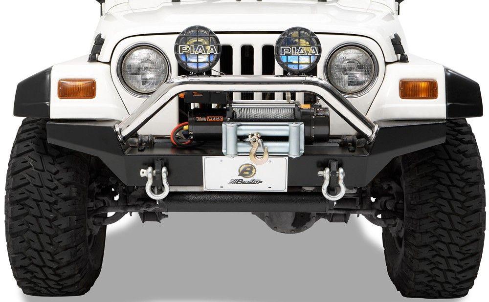 Bumper For 2002 Jeep Wrangler Bestop B4291701 | Auto