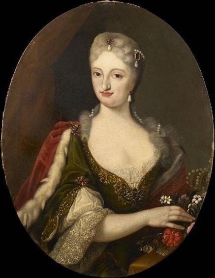 Anna Christine Luise of Sulzbach (1704-1723)